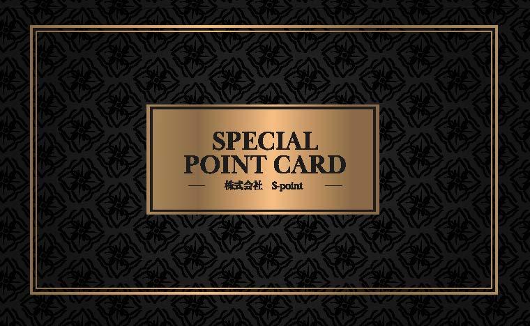 ポイントカード - TypeA - 03 - アウトライン
